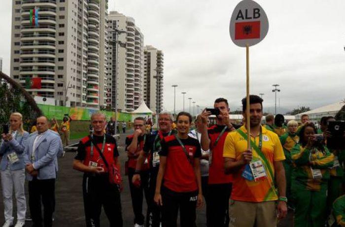На Олимпийских играх 2016 в Рио Албанию будут представлять 6 спортсменов
