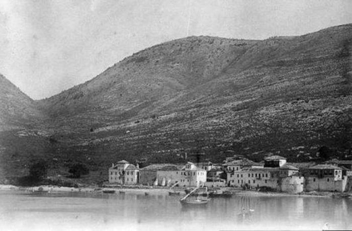 Опубликована самая старая фотография Саранды