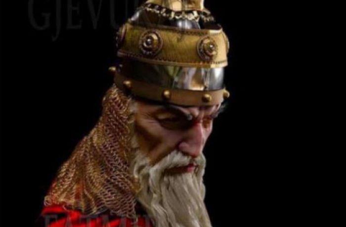 Албанский национальный герой Скандербег ожил в 3D-формате