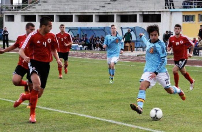 Молодёжная сборная Албании сыграет товарищеский матч с командой Италии