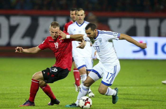 Лига наций УЕФА: сборная Албании надеется на смену курса в матче против Израиля