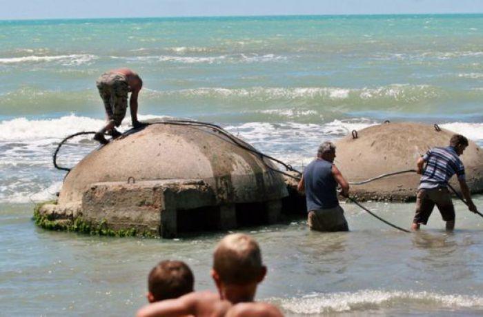 Бункеры в Албании – магнит для туристов или источник раздражения для албанцев?