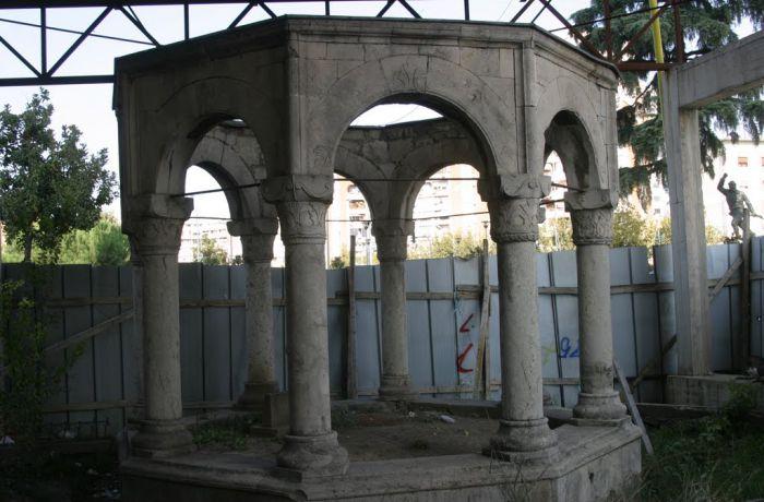 Гробница Каплан-паши в Тиране готова к реставрации