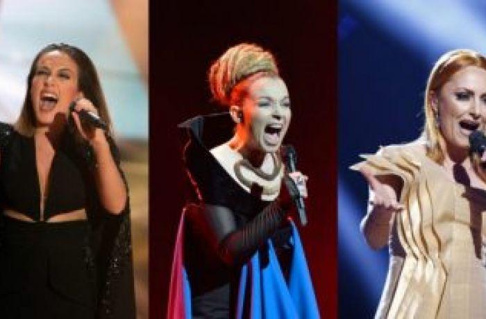 Албания будет участвовать в украинском Евровидении в следующем году