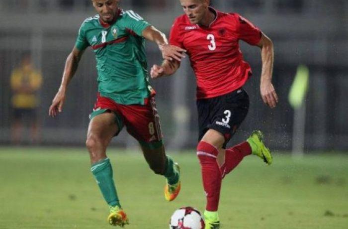 Македония: Из-за непогоды приостановлен отборочный матч ЧМ-2018 Албания