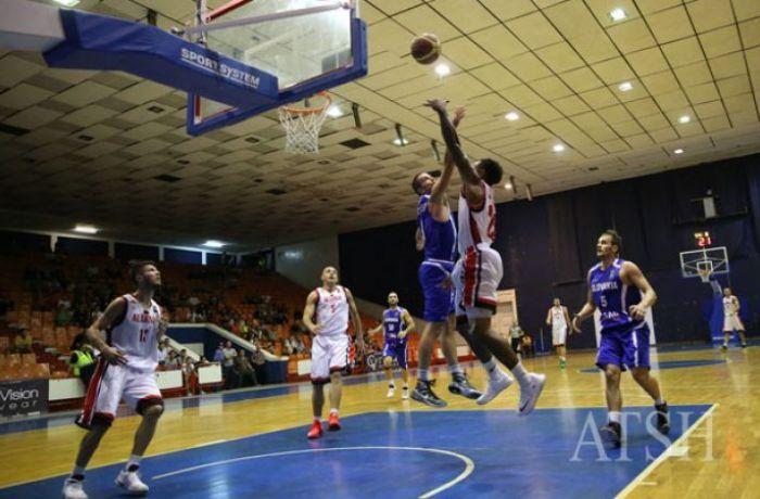 Национальная сборная Албании по баскетболу одержала историческую победу