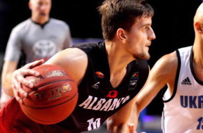 Баскетбольная сборная Албании заполучила нового игрока перед Евробаскет 2017