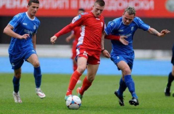 Молодежная футбольная сборная Албании переманила нападающего из Македонии