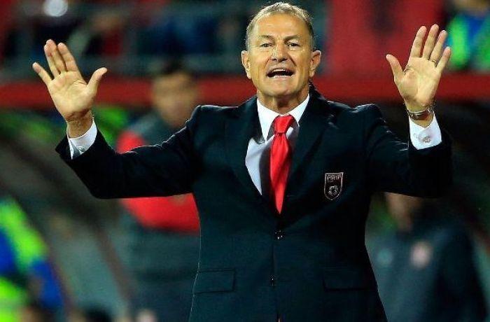 Национальный футбольная сборная Албании будет тренироваться в Лихтенштейне