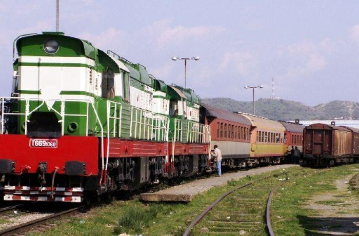 Тендер на строительство железной дороги Тираны-Дуррес откроется в октябре