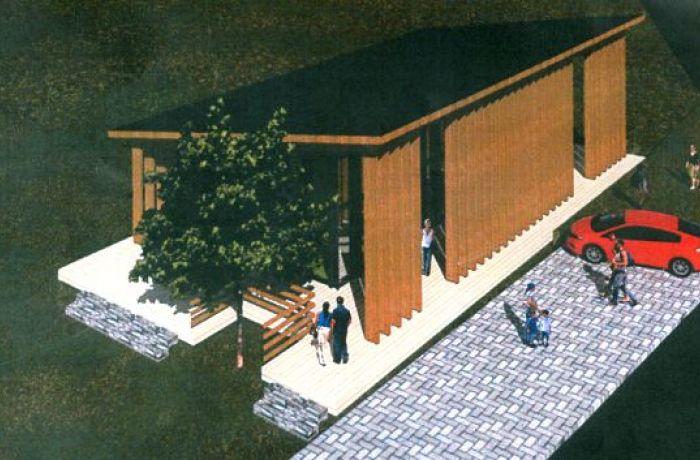 Новый обзорный пункт будет построен в албанском Национальном парке Логара