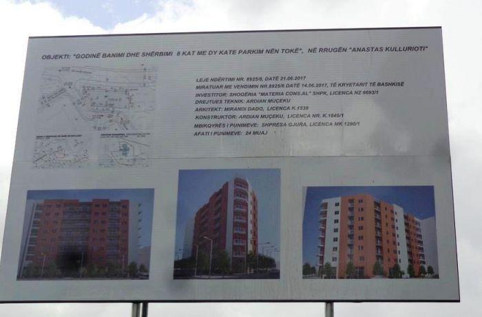 Албанский курорт Влера стал площадкой для строительства 6-й этажного жилого комплекса