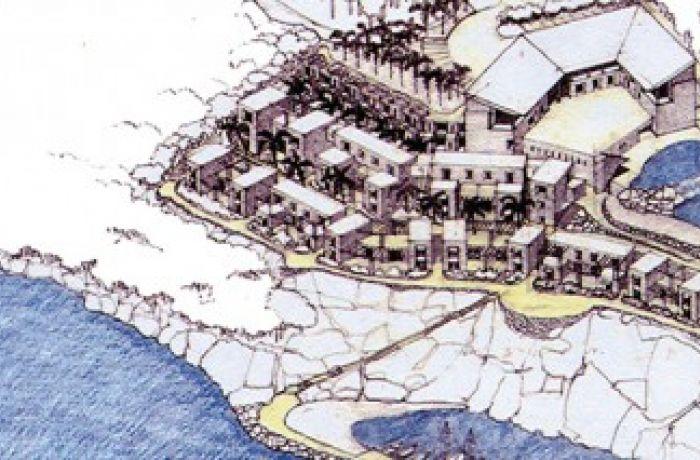 Недвижимость в Албании – инвестируем в коттедж у моря на курорте Jalë Resort Village