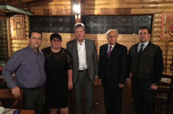 Шеф-редактор Информационного Агентства РЕГНУМ побывала в Албании