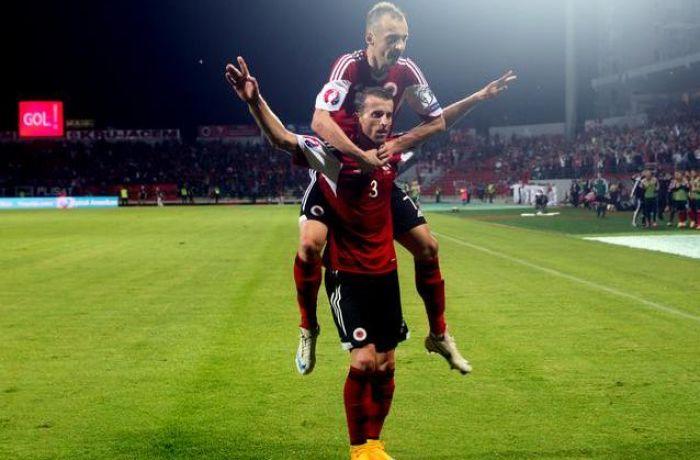 Состав сборной Албании перед матчами против Лихтенштейна и Испании пополнили 4 новичка