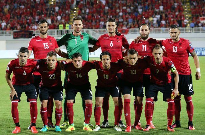 Октябрьский рейтинг ФИФА: сборная Албании опустилась на 7 мест