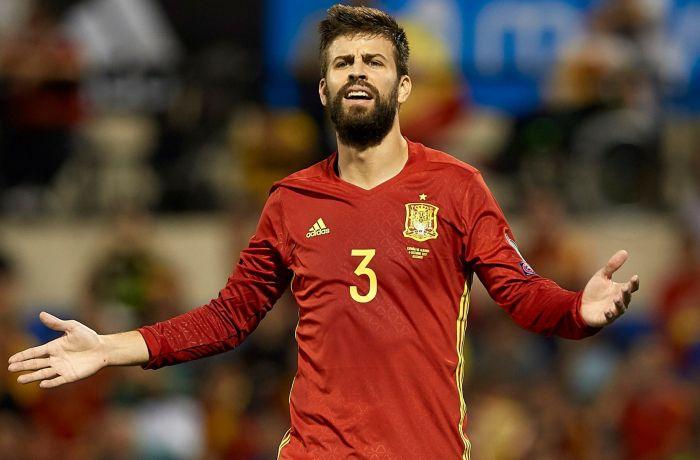 Сборная Албании по футболу уступила команде Испании со счетом 0-3