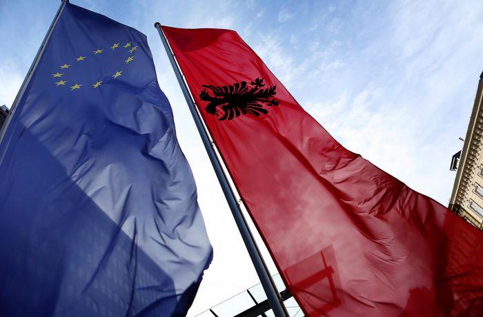 Что мешает Албании выступить в Евросоюз?