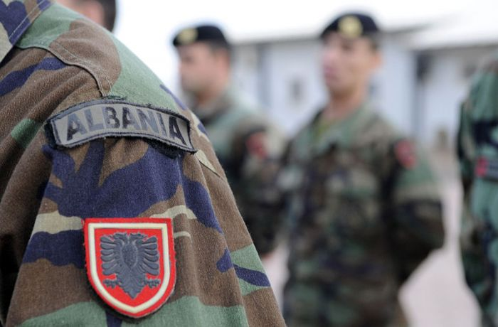 Женщина стала генералом впервые в истории Албании