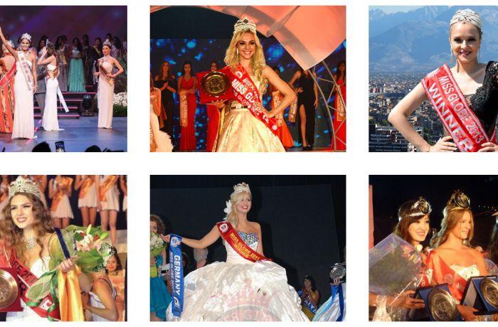 Столица Албании принимает конкурс красоты Miss Globe International 2016