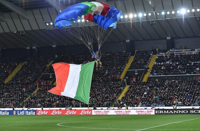 ЧМ 2018 в России: где сборная Албании проведет квалификационный матч против Италии