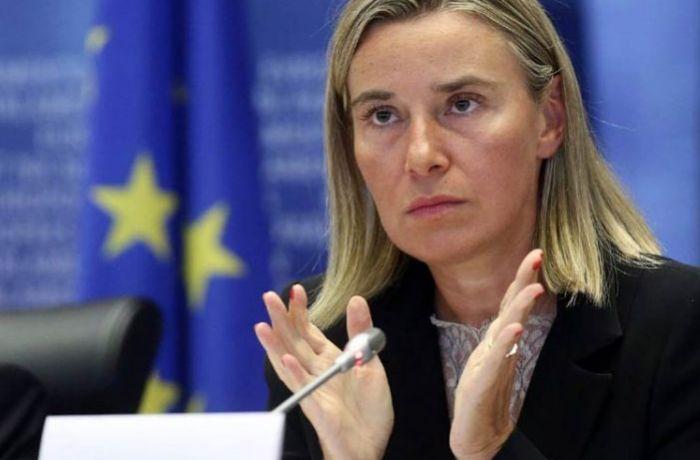 Могерини: Албания выступит на путь евроинтеграции в 2018 году