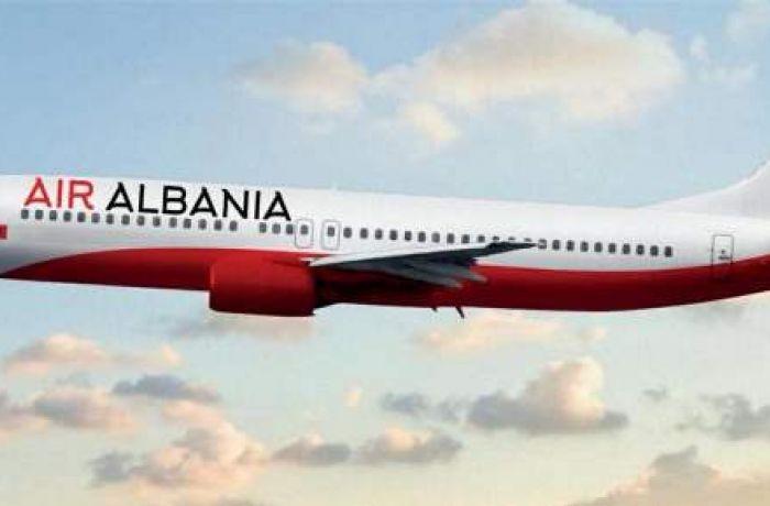 Авиакомпания Air Albania будет осуществлять первые рейсы по 5 маршрутам