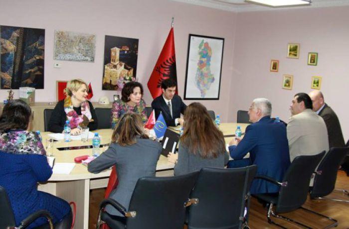 Министерство градостроительства Албании будет сотрудничать с Советом Европы