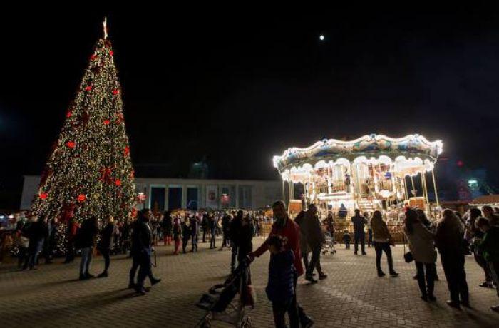 Тирана – одна из лучших европейских столиц для празднования Нового года 2017