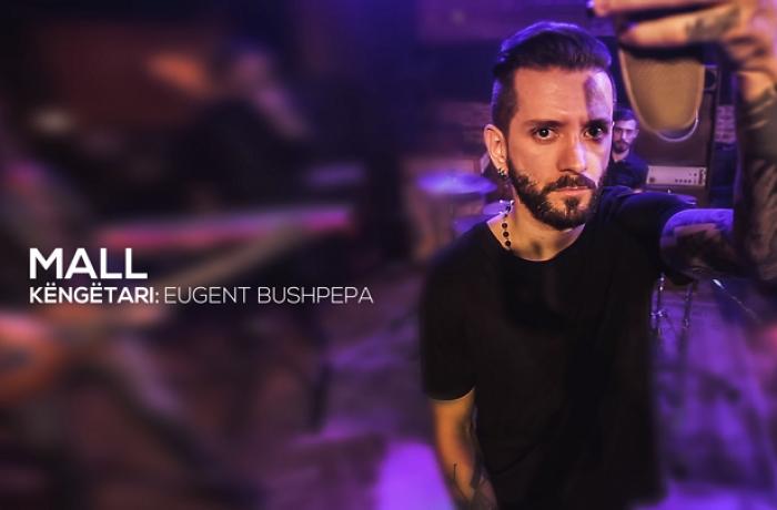 Евровидение-2018: Еугент Бушпепа  будет представлять Албанию с песней «Молл»