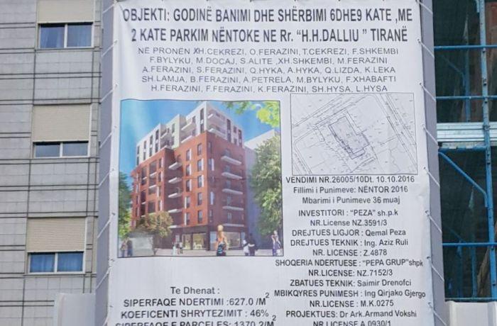 Новая столичная недвижимость в Албании от застройщиков PEZA shpk и PEPA GROUP shpk