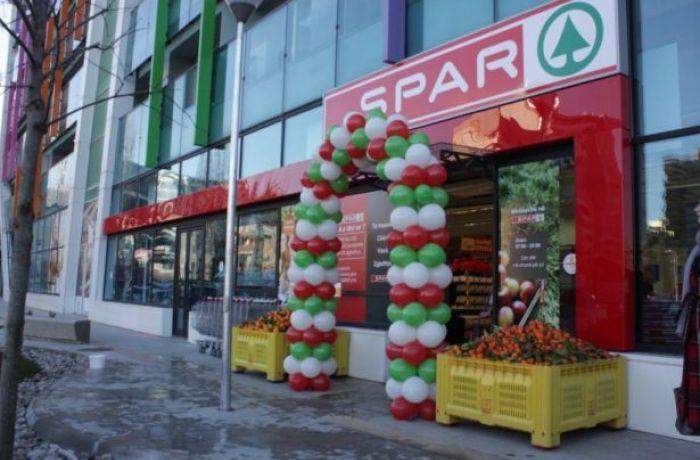 Interspar открывает новый супермаркет в Албании