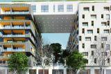 Square21 – новый жилой комплекс в центре Тираны от застройщика Arlis Ndertim shpk