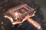 Какой будет самая крупная и современная спортивная арена Албании – фотоотчет