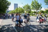 Муниципалитет албанской столицы устроил день без автомобилей