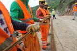 Фотоотчет о строительстве газопровода TAP в Албании