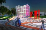 Каким будет обновленный центральный парк города Фиери