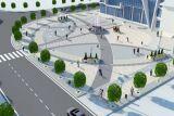 Как будет выглядеть новая площадь в албанском городе Камза