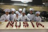 Презентация русской кухни с элементами мастер-класса прошла в Албании