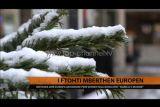 Снегопады на севере и юго-востоке Албании