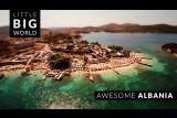 Удивительная Албания на видеоролике в формате Time-lapse